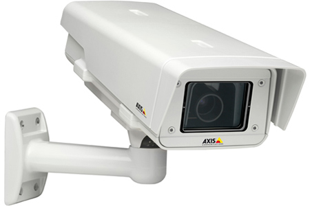 Axis Communications IP Box Camera