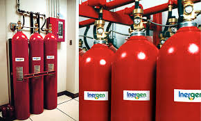 Inergen Fire Suppression Systems | Gas Suppression Systems