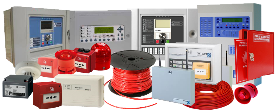 Ziton fire alarm panels | Fire and smoke detection systems - zp1, zp2